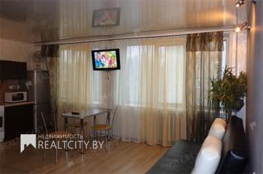 Снять в аренду 1-комнатную квартиру в Партизанском районе Минска