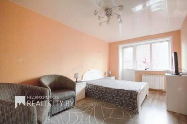 Однокомнатная квартира в аренду в Московском районе Минска
