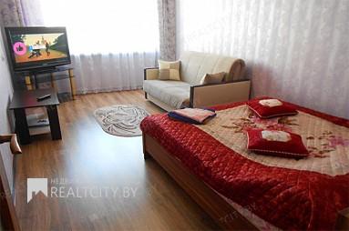 Однокомнатная квартира в аренду во Фрунзенском районе Минска