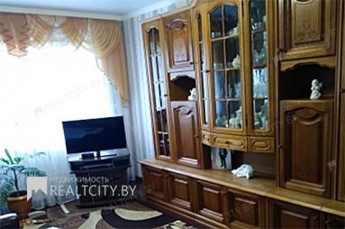 двухкомнатная квартира ул. Космонавтов 6 г. Лида продажа