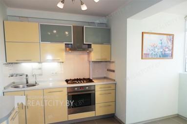 Продается однокомнатная квартира во Фрунзенском районе Минска