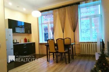 2-комнатная квартира ул. Замковая 3 г. Лида аренда на сутки