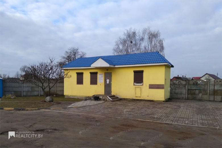 Нежилой фонд здания Аренда
