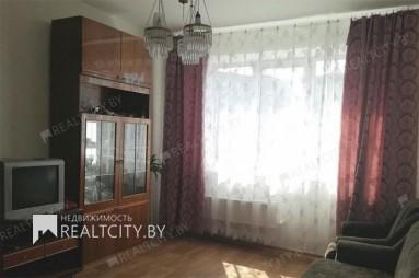 Продается двухкомнатная квартира в Ленинском районе Минска