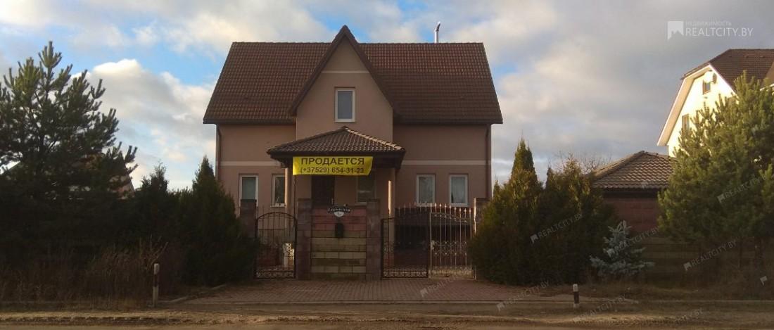 купить коттедж по ул.Городская 1А деревня Валерьяново, Минского района
