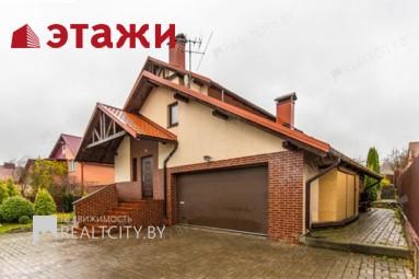 Купить коттедж в Минском районе