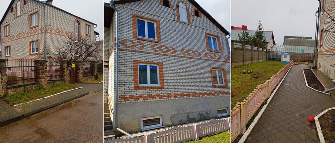 дом в городе Лида по улице 3-ая Круповская, 25 Гродненской области