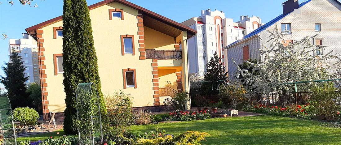 Купить коттедж в Брестской области