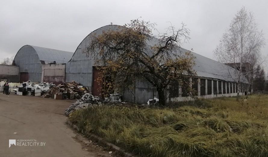 Нежилой фонд склад Продажа