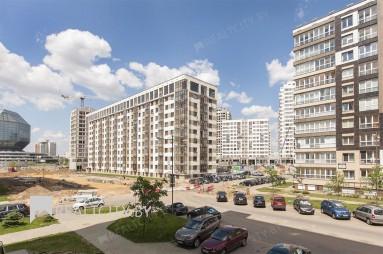 Продается трехкомнатная квартира в Партизанском районе Минска